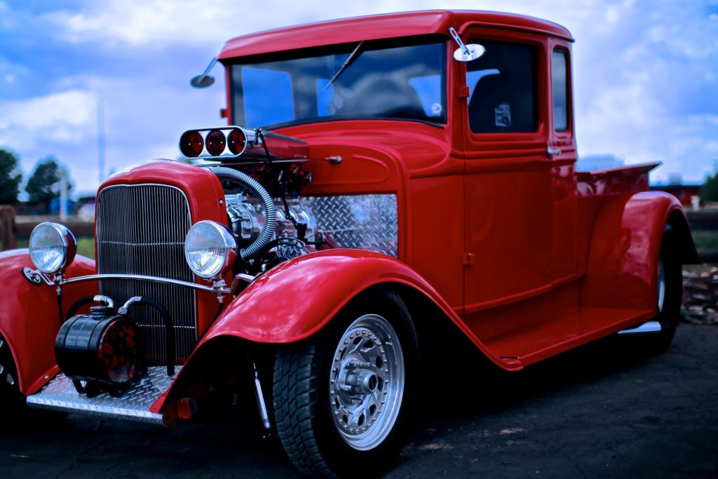 truck history